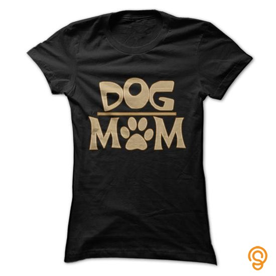 funky-dog-mom-for-women-who-love-their-dogs-tee-shirts-sayings