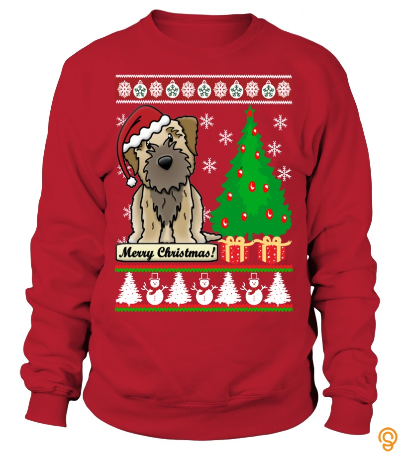 Border Terrier Christmas Gifts
