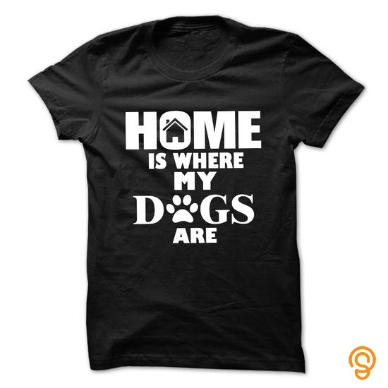 sale-home-is-where-my-dogs-are-tee-shirts-material