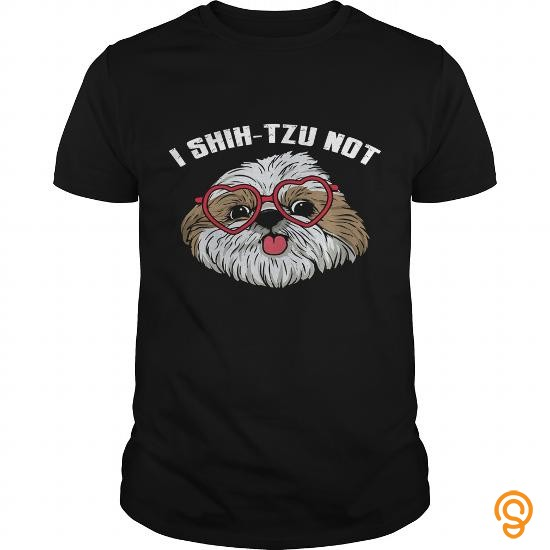 engineered-funny-i-shih-tzu-not-t-shirt-graphic-dog-mommy-pet-dogs-girl-limted-edition-tee-shirts-material