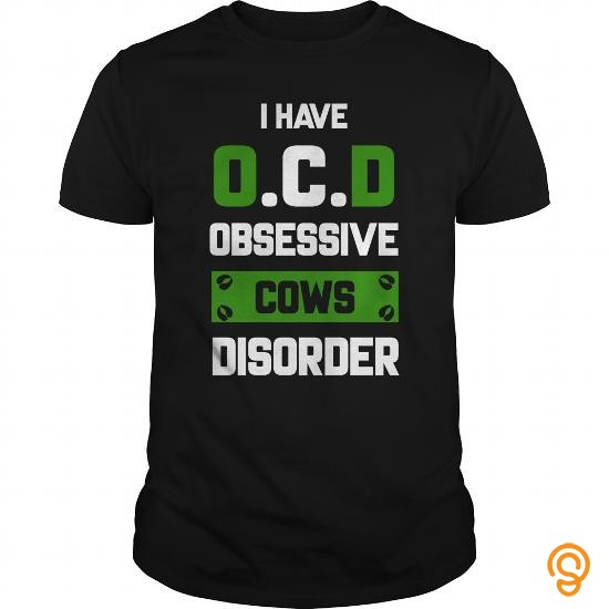 Personalised Cow Disorder T Shirts Clothing Company