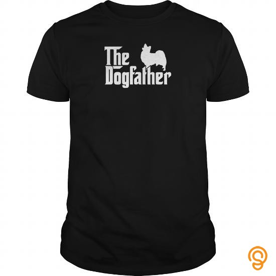 exceptional-the-dogfather-papillon-dogs-shirt-t-shirts-sayings-women