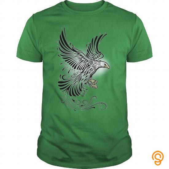 active-flying-eagle-decoration-birds-t-shirts-ideas