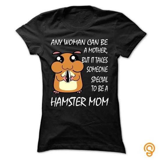 Order Now Hamster Mom ! Tee Shirts Target