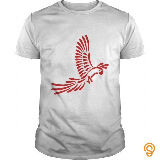 dapper-parrot-7-tee-shirts-for-sale