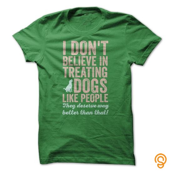 model-treating-dogs-like-people-t-shirts-for-sale