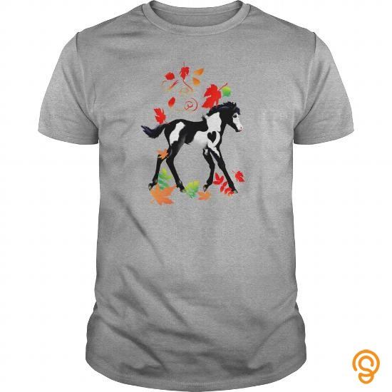 name-brand-autumn-paint-shirt-horse-shirt-t-shirts-for-sale