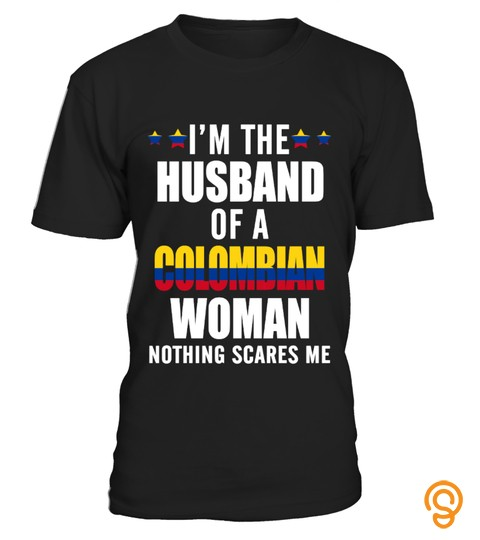 Husband Of A Colombian  Woman