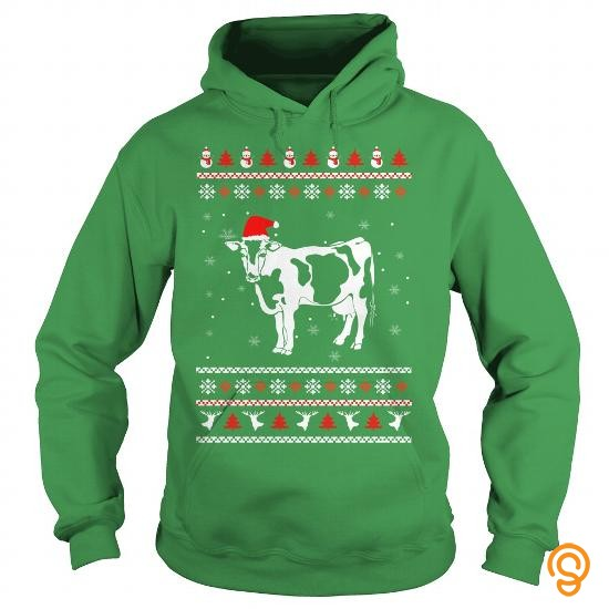 funny-cow-christmas-t-shirts-sayings-and-quotes