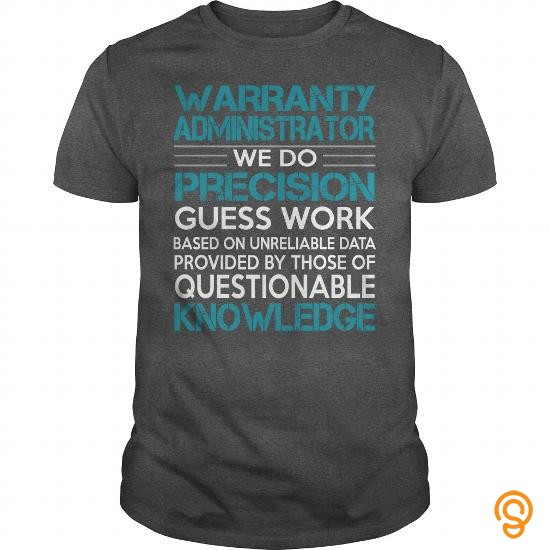 high-performance-awesome-tee-for-warranty-administrator-t-shirts-wholesale