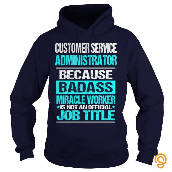 cushioned-customer-service-administrator-tee-shirts-size-xxl