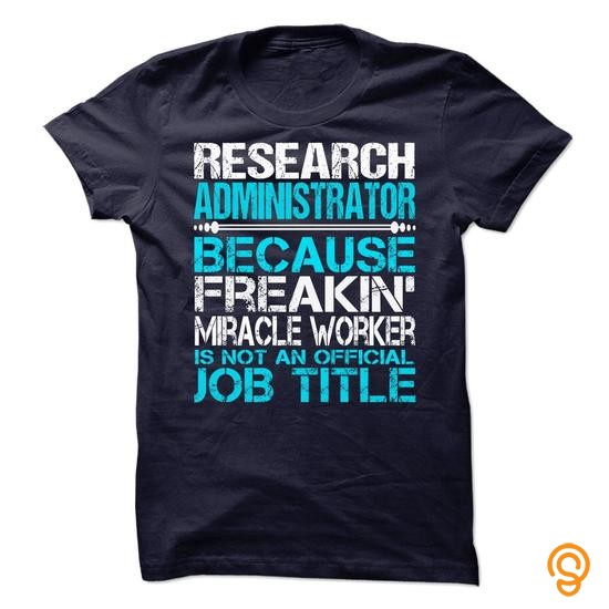 innovation-research-administrator-tee-shirts-apparel