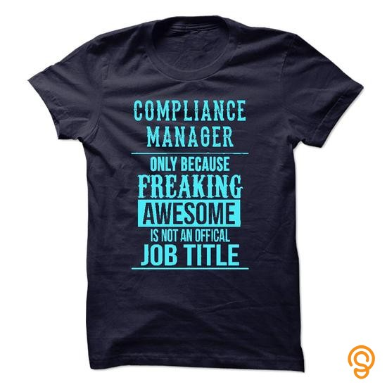 fashionable-compliance-manager-t-shirts-graphic