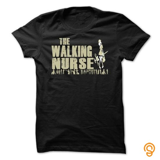comfortable-the-walking-nurse-tee-shirts-sale