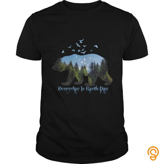 sporty-everyday-is-earth-day-tee-shirts-sayings-and-quotes