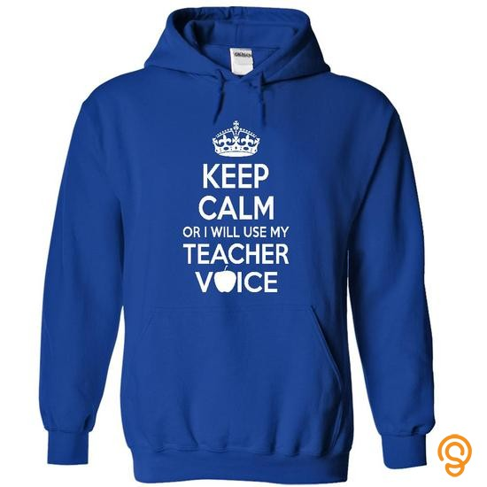 Personal Style Teacher Voice Tee Shirts Review