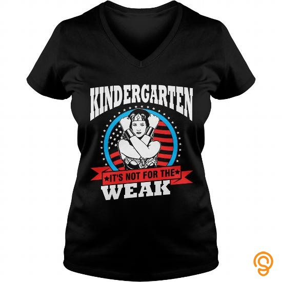 glamour-kindergarten-t-shirts-for-sale