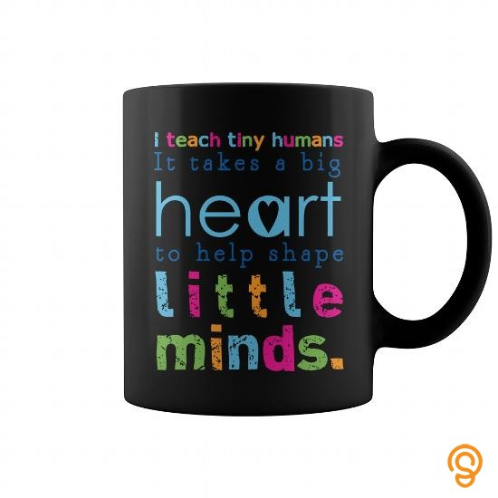 refined-i-teach-tiny-humans-mug-tee-shirts-quotes