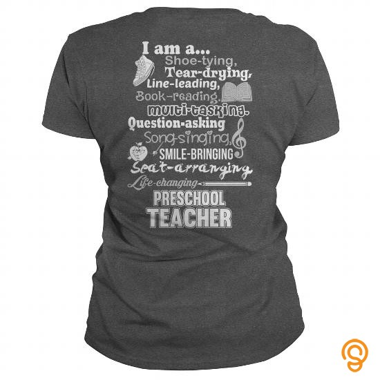 comfortable-preschool-teacher-t-shirts-material