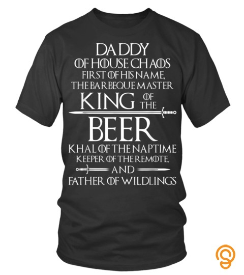 Daddy Of House Chaos King Of The Beer Fa