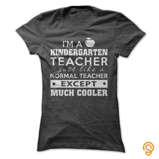 consumer-kindergarten-teacher-cooler-tee-shirts-printing