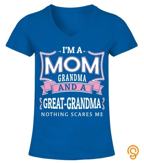Great Grandma V Necks