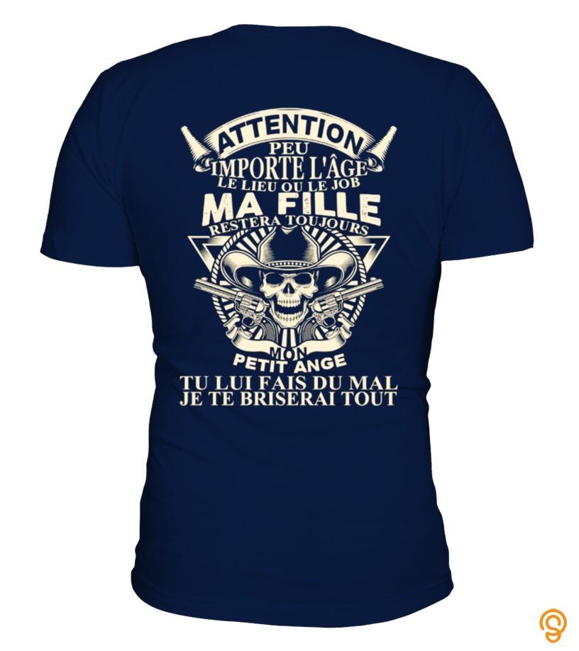 colorful-attention-peu-importe-lage-le-lieu-ou-le-job-ma-fille-tee-shirts-material