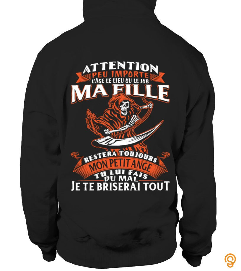 cheap-ma-fille-mon-ange-t-shirt-t-shirts-design