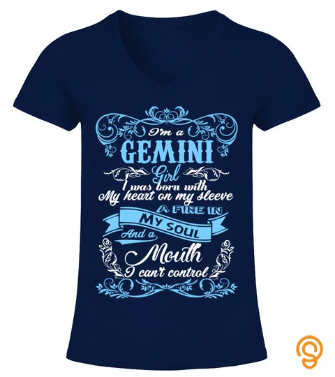 Im A Gemini Girl I Can't Control Mouth