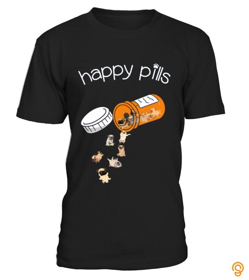 true-to-size-pug-happy-pills-t-shirts-sayings-women