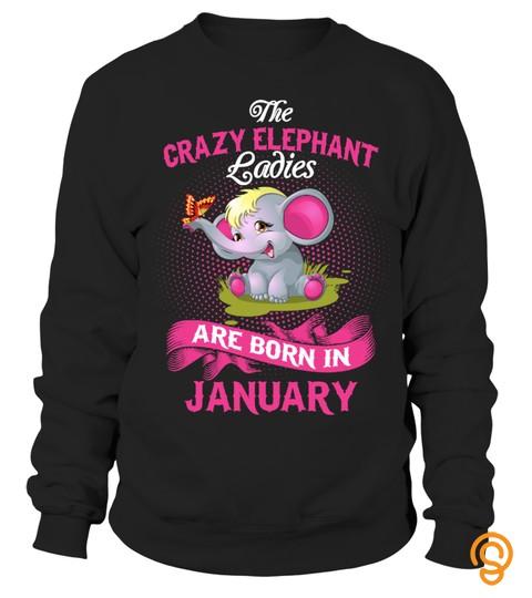 Elephant Ladies January