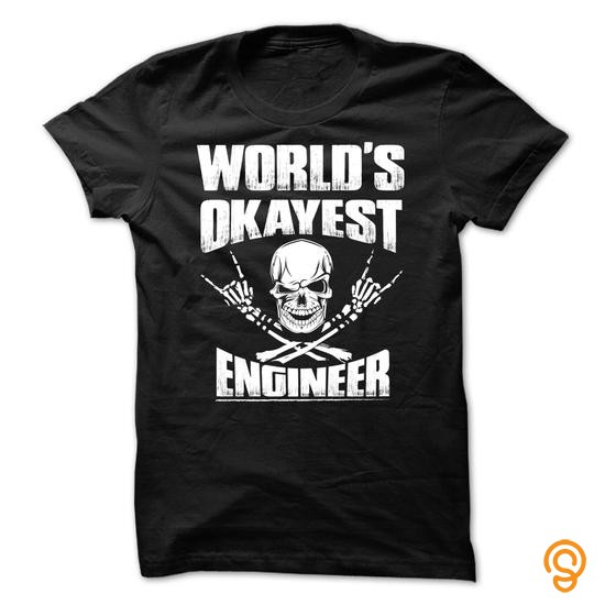 True-to-size Awesome Engineer  Shirt T Shirts Clothing Brand