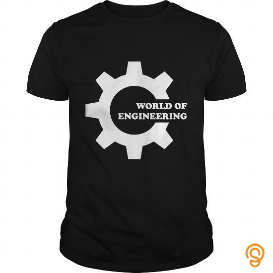 Individual Style World of Engineering Tee Shirts Buy Online