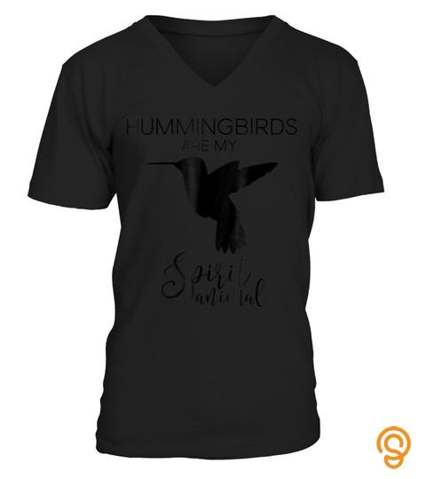 Hummingbird Spirit Animal J000426