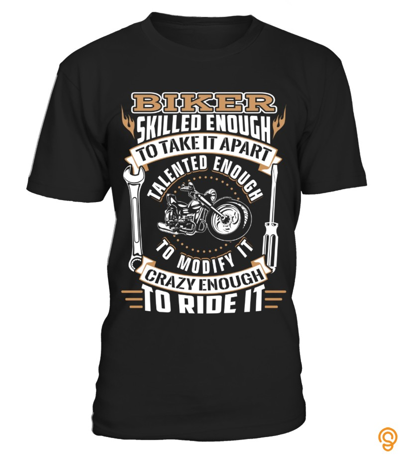 Biker Enough to