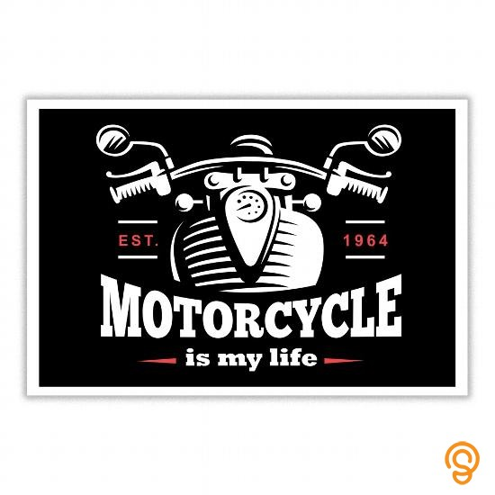 professional-motorcycle-is-my-life-t-shirts-design