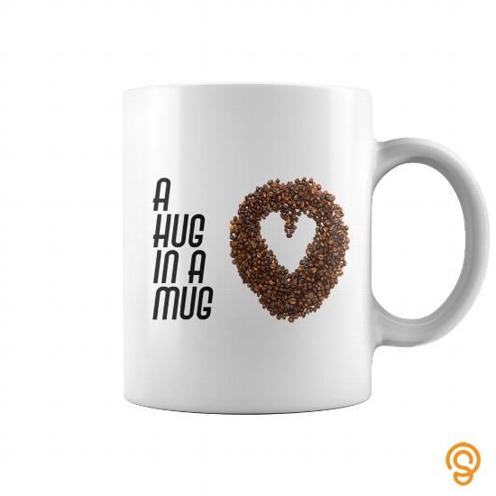 full-priced-coffee-a-hug-in-a-mug-tee-shirts-material