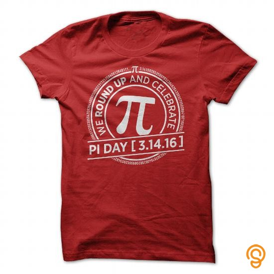 Trendsetter Pi Day 2016 Tee Shirts Sayings Women