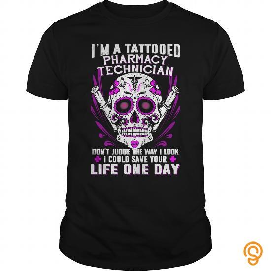 cute-dont-judge-a-pharmacy-technician-tee-shirts-sayings