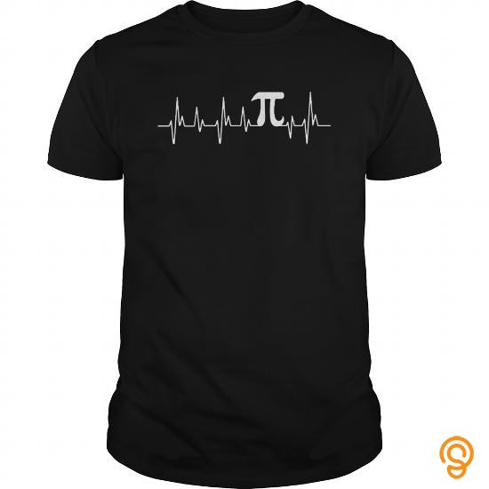 True-to-size PI HEARTBEAT AWESOME T SHIRTS Tee Shirts Review