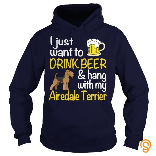 trendy-drink-beer-with-my-airedale-terrier-tee-shirts-sayings-and-quotes