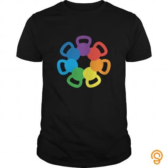 custom-fit-rainbow-kettlebell-tshirt-t-shirts-ideas