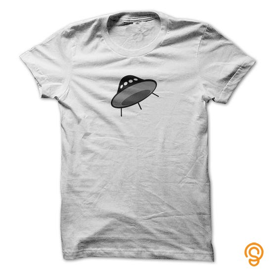 fitted-ufo-tee-shirts-gift