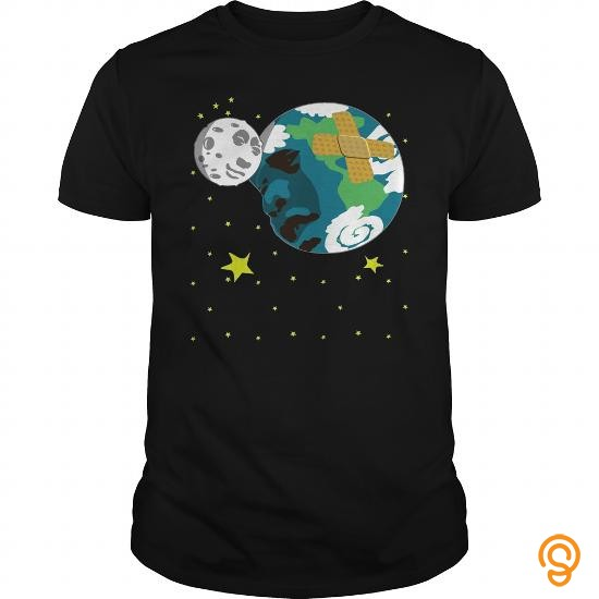 exciting-heal-the-planet-t-shirts-for-sale