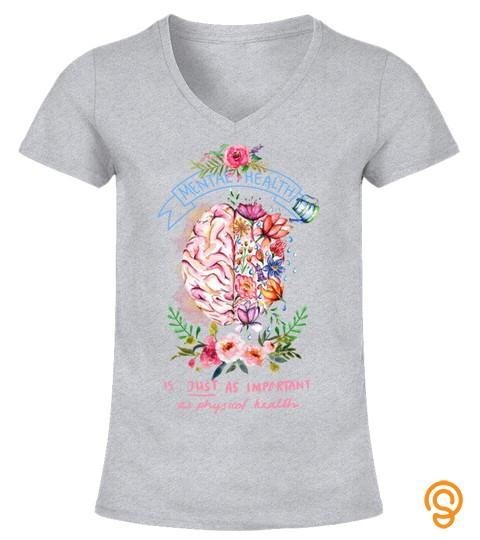 Mental Health T Shirt