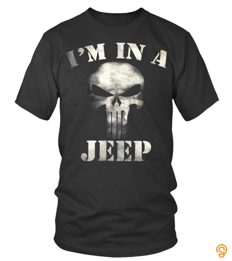 Discounted Jeep T Shirts Design