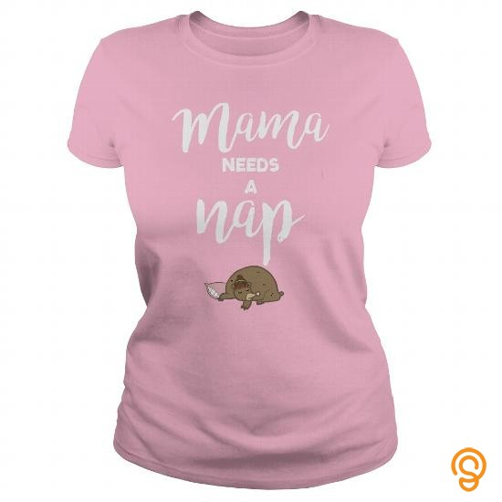 adjustable-mama-needs-nap-t-shirts-for-sale