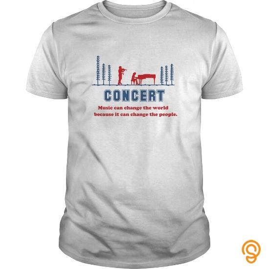 Innovation Music can change the world T Shirts Sale