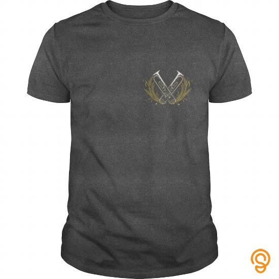 Designer Brass Trumpet T Shirts Clothing Brand