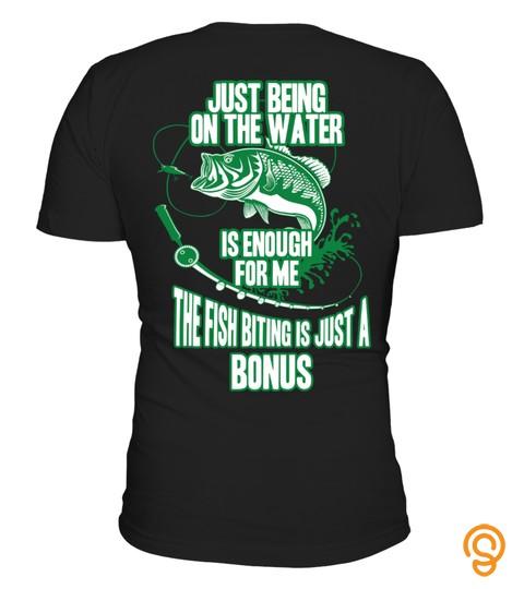 New Best Fishing T Shirt